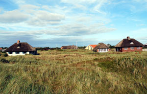 Ferienhäuser in Blavand, Dänemark