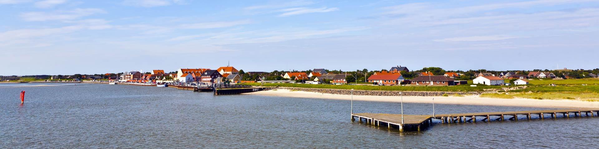 Ferienhäuser in Fanö, Dänemark