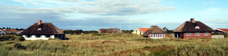 Ferienhäuser in Blavand