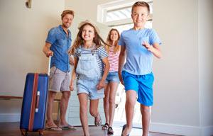 Urlaub mit Kindern in Dänemark